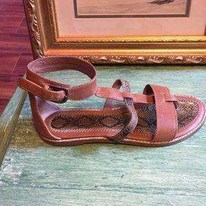 6a23edbb7f5e Women s Lucky Brand Gladiator Sandals on Poshmark